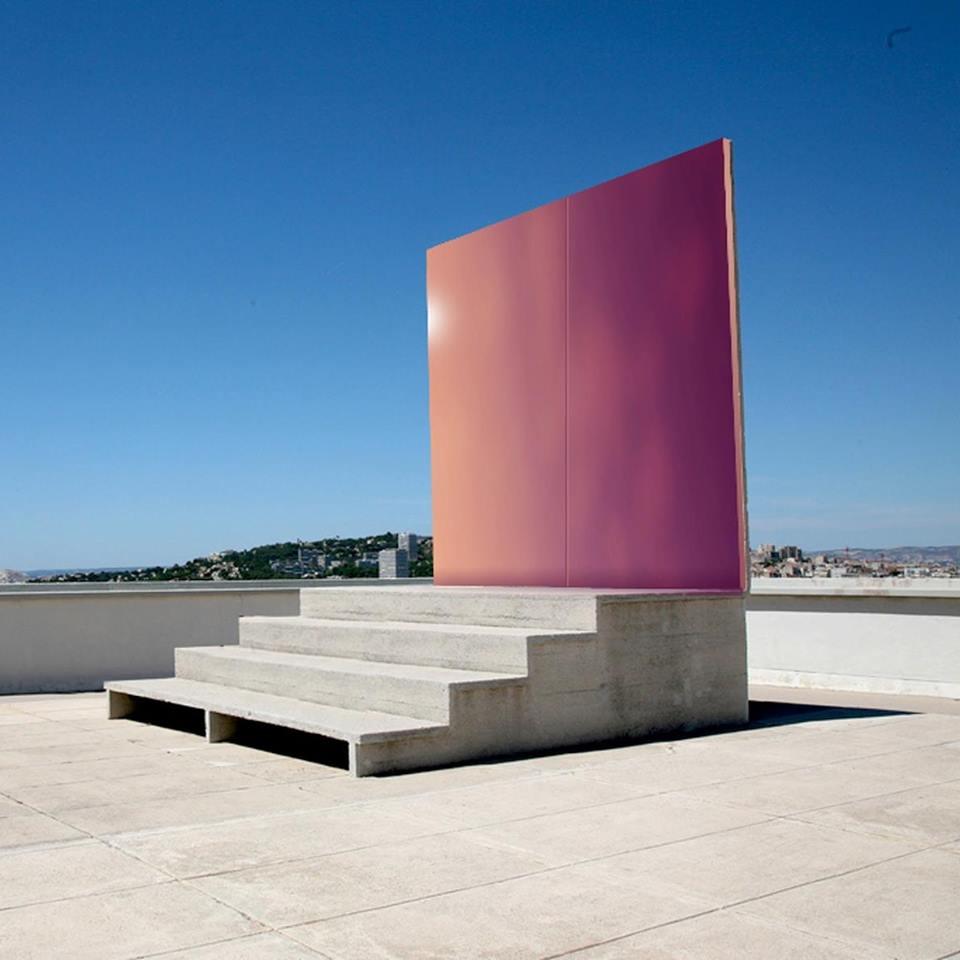 Image: Exposition Marseille Modulor