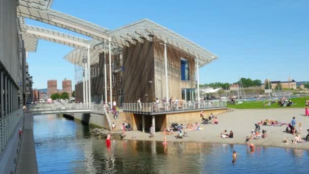 Image: Un musée les pieds dans l'eau !