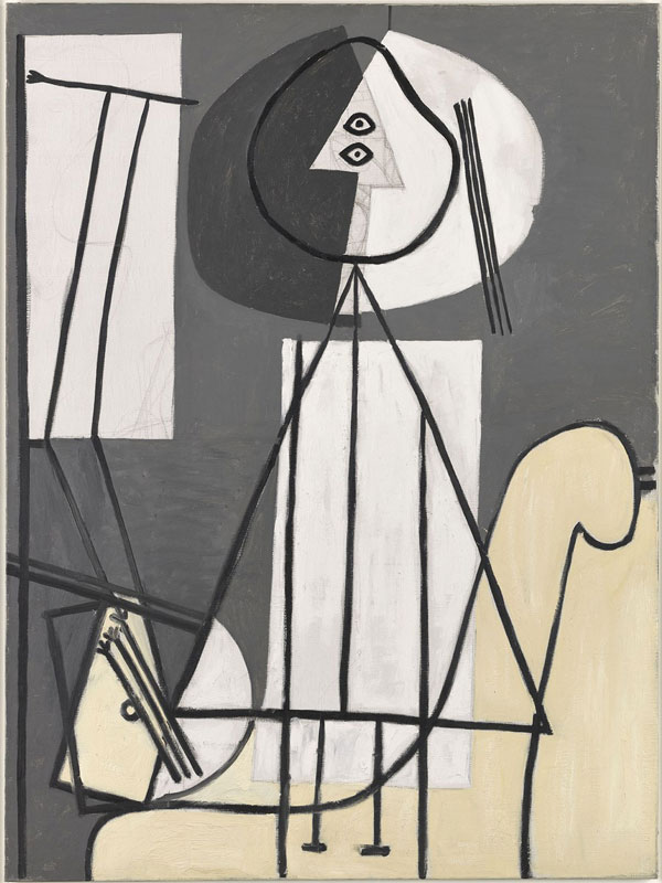 Image: Matisse & Picasso : la comédie du modèle