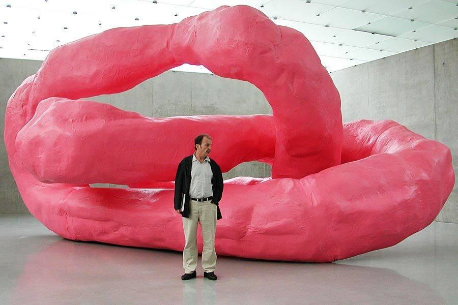 Image: Franz West au Centre Pompidou