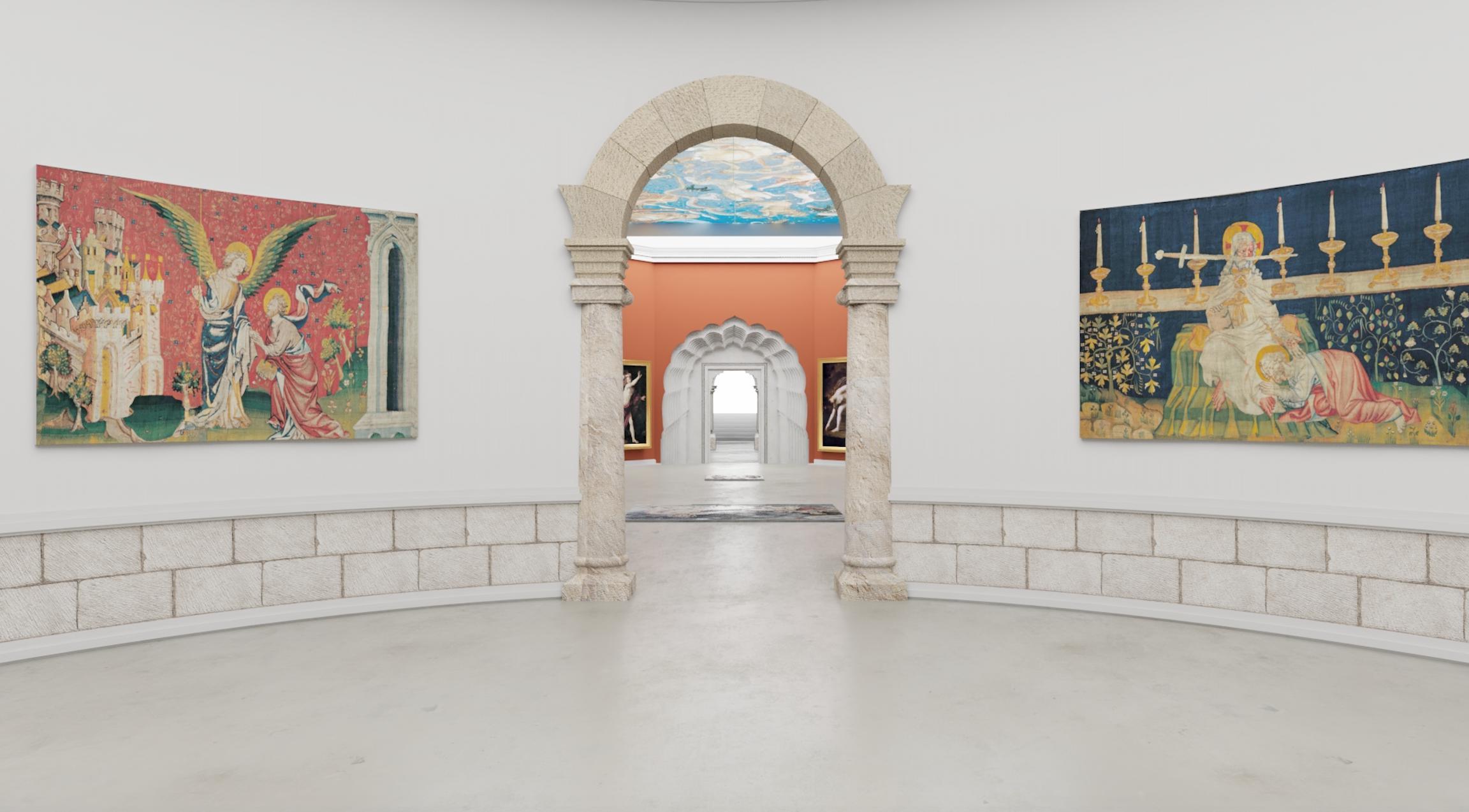 Image: UMA, le musée 3D depuis chez vous !