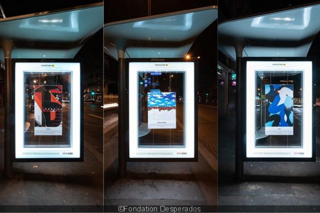 Image: Exposition urbaine en plein Paris !