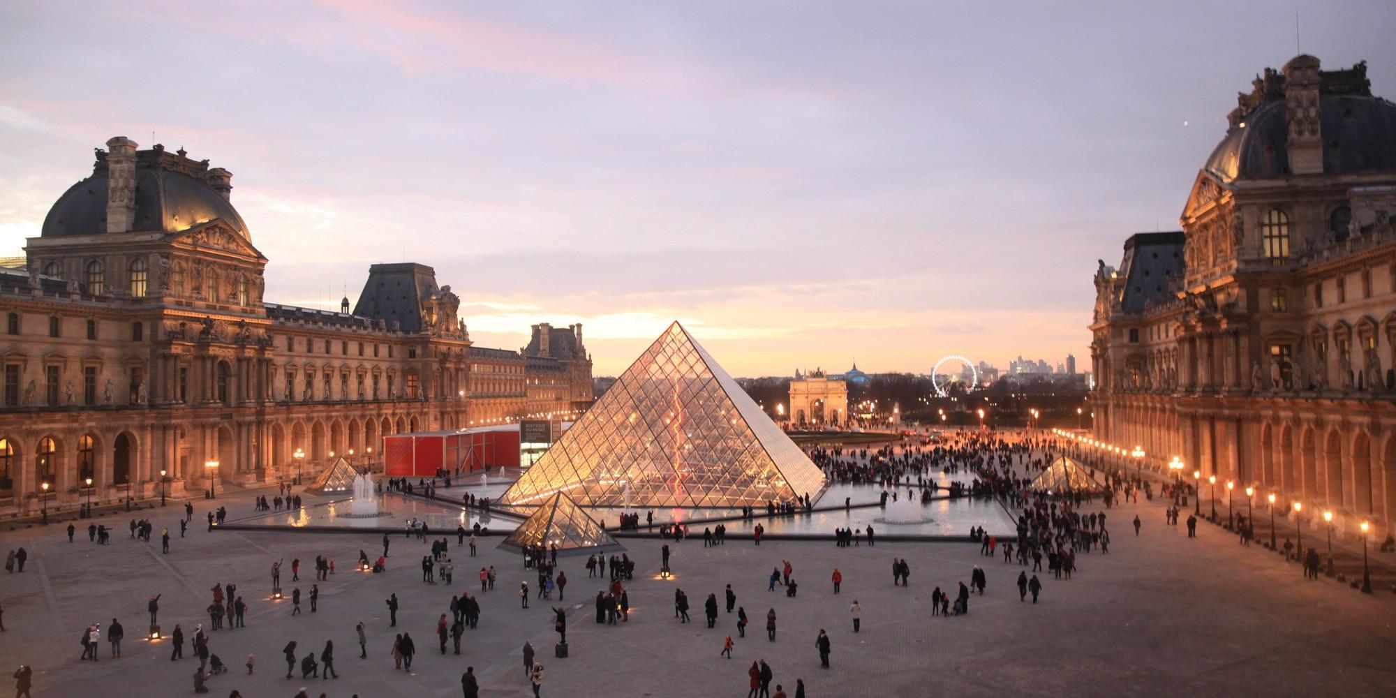 Image: Nouvelles nocturnes gratuites au Louvre !
