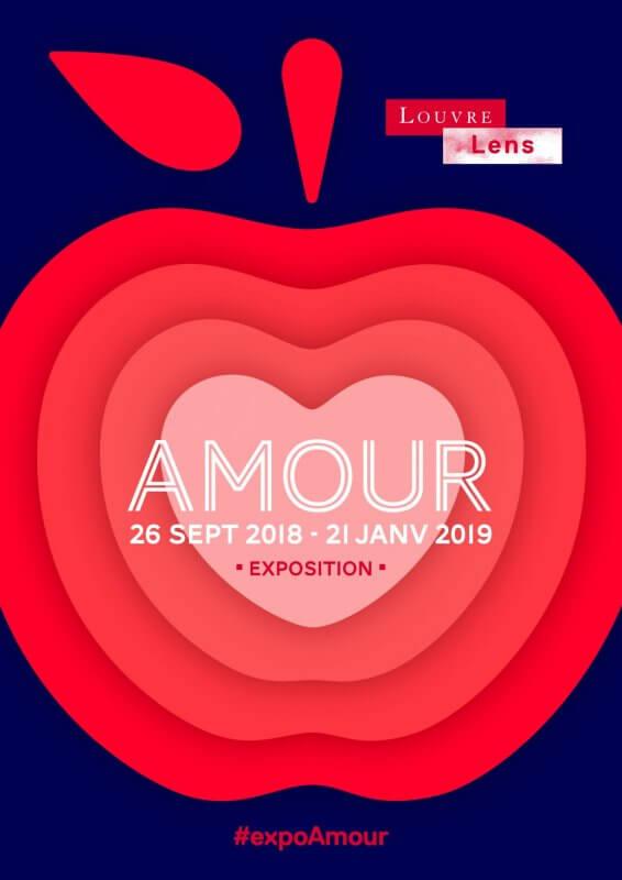 Image: L'amour célébré au Louvre Lens