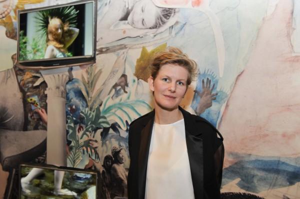 Image: Laure Prouvost au Pavillon français à Venise