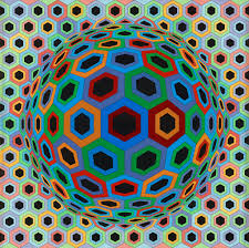 Image: Victor Vasarely à Beaubourg